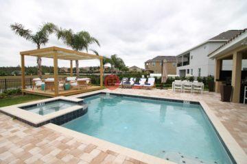 美国房产房价_佛罗里达州房产房价_基西米房产房价_居外网在售美国基西米5卧4卫新开发的房产总占地372平方米USD 431,000