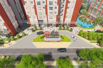 居外網在售越南3臥2衛新開發的房產總占地8200平方米USD 261,200