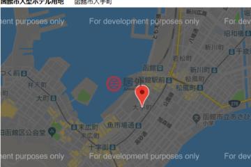 居外网在售日本TokyoJPY 1,500,000,000总占地4516平方米的土地