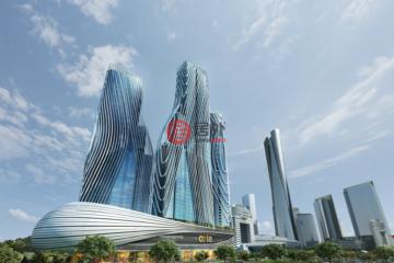 居外网在售马来西亚3卧1卫新开发的房产总占地101平方米MYR 1,080,000