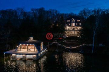 居外网在售加拿大Muskoka8卧10卫的房产总占地799平方米CAD 6,995,000