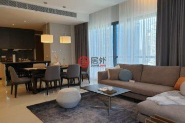 居外网在售马来西亚1卧1卫新房的房产总占地7690平方米MYR 1,400,000