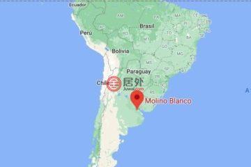 居外网在售阿根廷Exaltación de la Cruz总占地1460000平方米的住宅用地