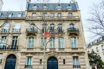 法国房产房价_法兰西岛房产房价_巴黎房产房价_居外网在售法国巴黎3卧3卫最近整修过的房产总占地102平方米EUR 2,088,888