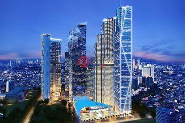 居外网在售菲律宾1卧1卫新房的房产总占地102平方米PHP 29,000,000
