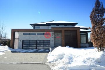 加拿大房产房价_魁北克房产房价_Blainville房产房价_居外网在售加拿大Blainville6卧3卫新房的房产总占地1239平方米CAD 2,200,000