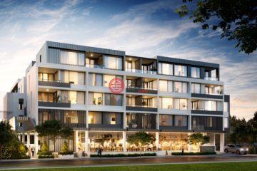 居外网在售澳大利亚3卧2卫的公寓总占地110平方米AUD 1,175,000