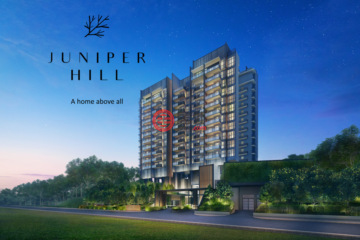 居外网在售新加坡新开发的新建房产总占地835平方米SGD 1,512,000起
