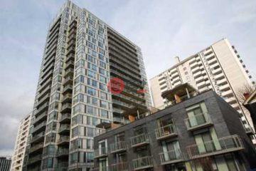 居外网在售加拿大多伦多1卧1卫的房产总占地60平方米CAD 560,000