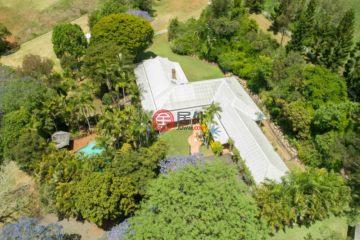 居外网在售澳大利亚6卧5卫特别设计建筑的房产总占地40000平方米AUD 3,500,000