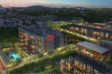 居外网在售新加坡新开发的新建房产总占地59平方米SGD 1,078,000起