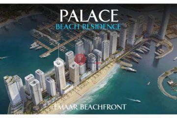 居外网在售阿联酋1卧2卫特别设计建筑的房产总占地50000平方米AED 1,700,000