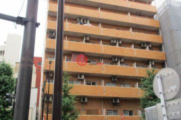 居外网在售日本Tokyo1卧1卫的房产总占地2平方米JPY 14,800,000