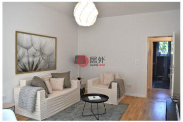 德国房产房价_柏林房产房价_居外网在售德国柏林1卧1卫的房产总占地47平方米EUR 324,000