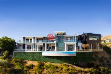 居外网在售美国洛杉矶特别设计建筑的房产USD 23,000,000,000
