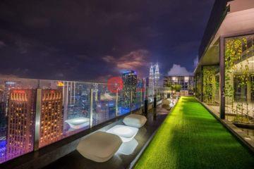 居外网在售马来西亚4卧4卫最近整修过的房产总占地143平方米MYR 3,413,000
