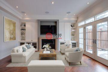 加拿大房产房价_安大略省房产房价_多伦多房产房价_居外网在售加拿大多伦多4卧6卫的房产总占地474平方米CAD 3,350,000