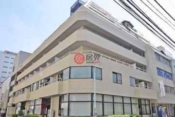 居外网在售日本Tokyo1卧1卫的房产总占地31平方米JPY 29,800,000