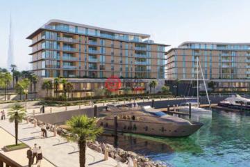 居外网在售阿联酋迪拜2卧3卫的房产总占地446平方米AED 1,120,000