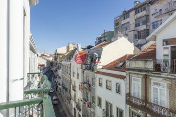 居外网在售葡萄牙Lisboa3卧3卫的房产总占地160平方米EUR 720,000