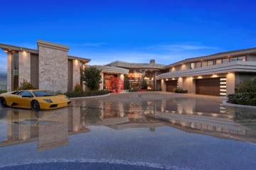居外网在售美国6卧10卫特别设计建筑的房产总占地52601平方米USD 18,000,000