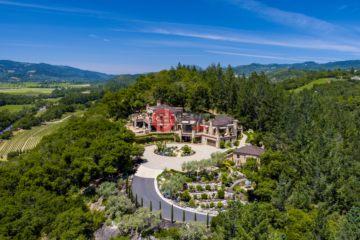 居外网在售美国7卧12卫特别设计建筑的房产总占地84984平方米USD 22,000,000