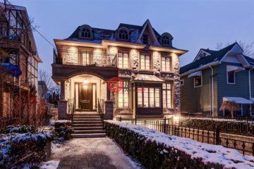 加拿大房产房价_安大略省房产房价_多伦多房产房价_居外网在售加拿大多伦多4卧5卫的房产CAD 2,499,000