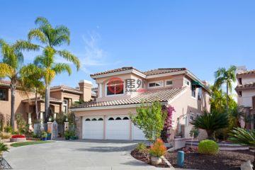 居外网在售美国4卧4卫曾经整修过的房产总占地488平方米USD 1,060,000
