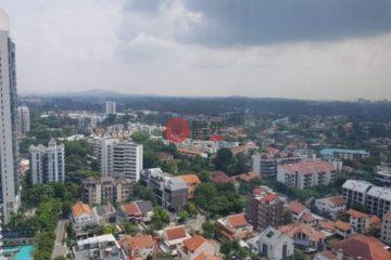 居外网在售新加坡3卧2卫新房的公寓总占地3491平方米SGD 3,019,606