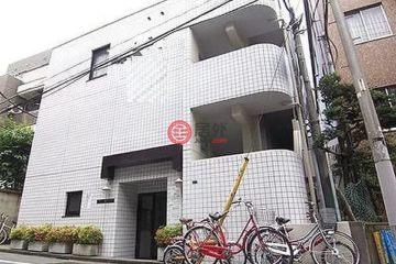 居外网在售日本1卧1卫的房产总占地14平方米JPY 15,000,000