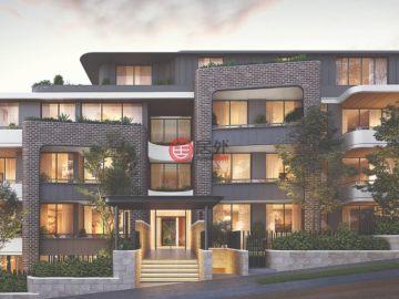 居外网在售澳大利亚2卧2卫新开发的新建房产总占地181平方米AUD 1,800,000起