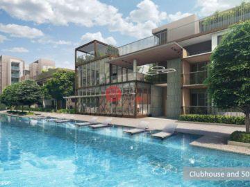 居外网在售新加坡新开发的新建房产SGD 1,078,000起