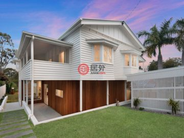 居外网在售澳大利亚5卧3卫特别设计建筑的房产总占地774平方米