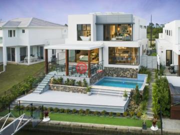 居外网在售澳大利亚4卧3卫新房的房产总占地405平方米AUD 2,388,000