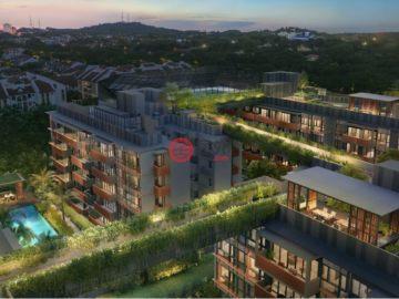 居外网在售新加坡Singapore新开发的新建房产总占地59平方米SGD 1,078,000起