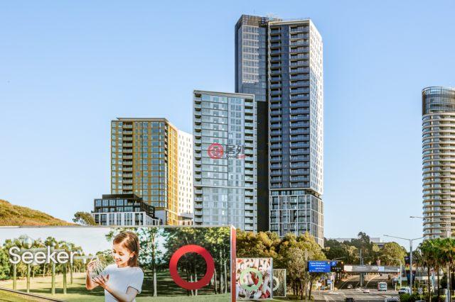 Sydney Olympic Park新开发的新建房产