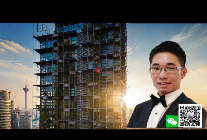 马来西亚2卧2卫特别设计建筑的房产