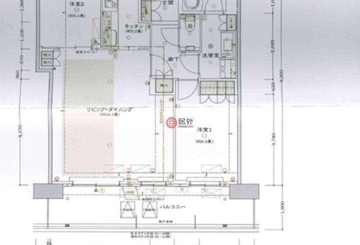 日本大阪府大阪市的房产,编号31729439