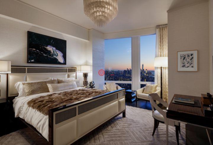 美国纽约州曼哈顿的多单元,35 Hudson Yards, W 30th Street,编号54697820