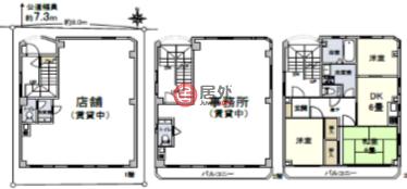 日本JapanTokyo的房产,池上6-3-5,编号56339103