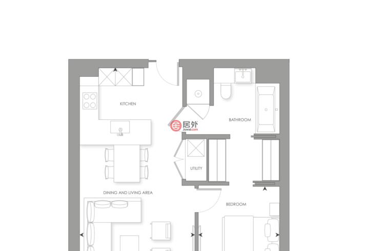 英国英格兰伦敦的房产,林肯广场,伦敦一区,编号29803093