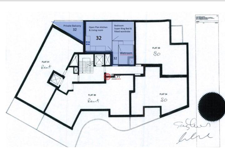 英国英格兰伦敦的房产,Milcote Street,编号55794789