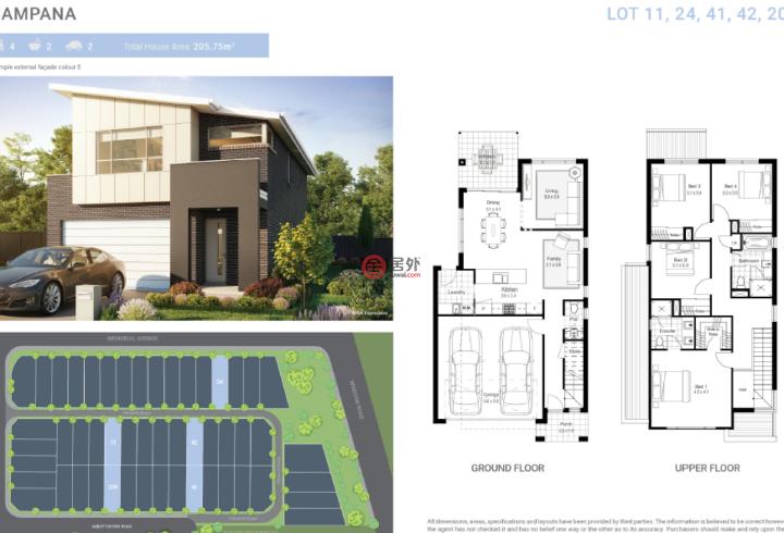澳大利亚新南威尔士州悉尼的房产,Stone Mason Drive,编号49457160