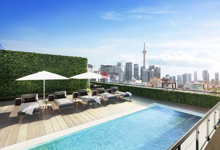 加拿大安大略省多伦多的公寓,635 Dundas St W,编号59616226