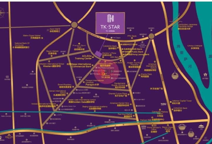 柬埔寨Phnom PenhPhnom Penh的房产,sangkatboeung,编号50660753