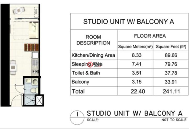 菲律宾ManilaManila City的房产,编号48762499