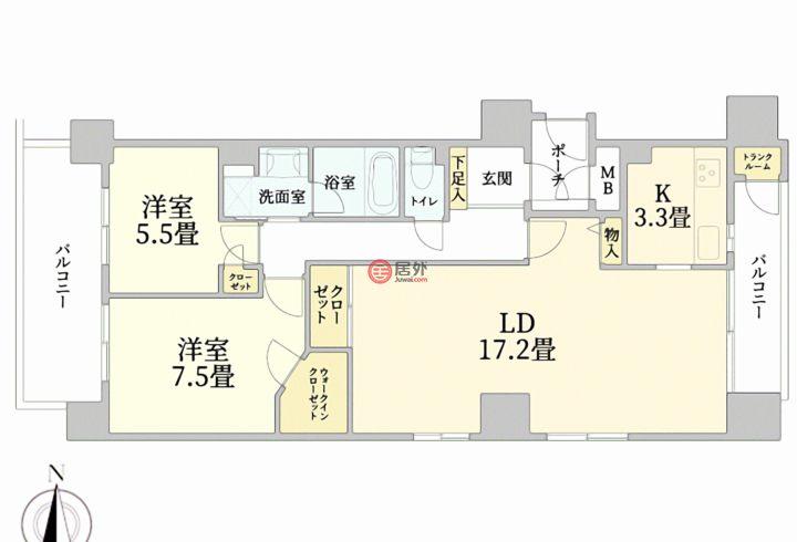 日本JapanKyoto的房产,编号56708796