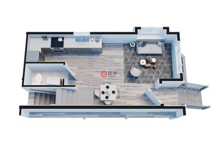 加拿大不列颠哥伦比亚省温哥华的房产,11-3601 RAE AVENUE,编号48882421