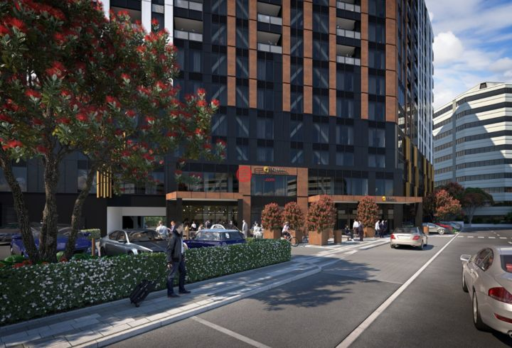 新西兰AucklandAuckland的新建房产,Ellerslie 666 Great South Road,,编号55923260