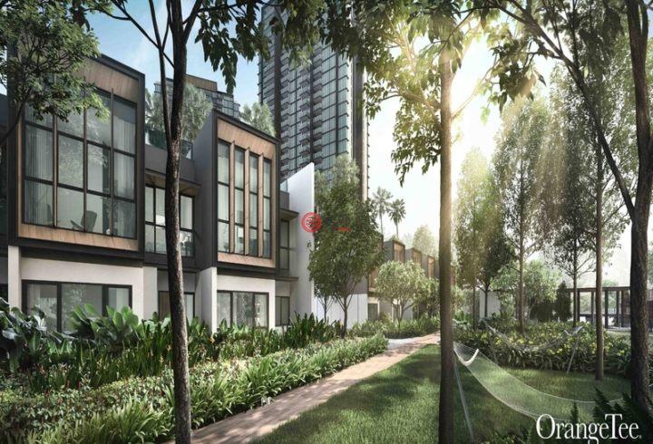 新加坡SingaporeSingapore的新建房产,Normanton Park,编号57012496